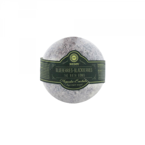 Saules Fabrika Vannipall Blueberries-Blackberries
