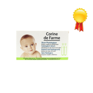 Corine de Farme Baby füsioloogiline soolalahus ampullis 30*5ml