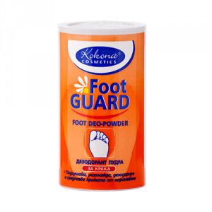 Kokona Jala deodorant-puuder Foot Guard 50g