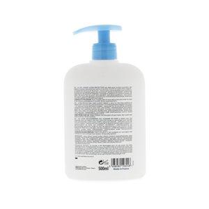 Corine de Farme питательный гель для мытья тела и волос с кремом cold 500ml