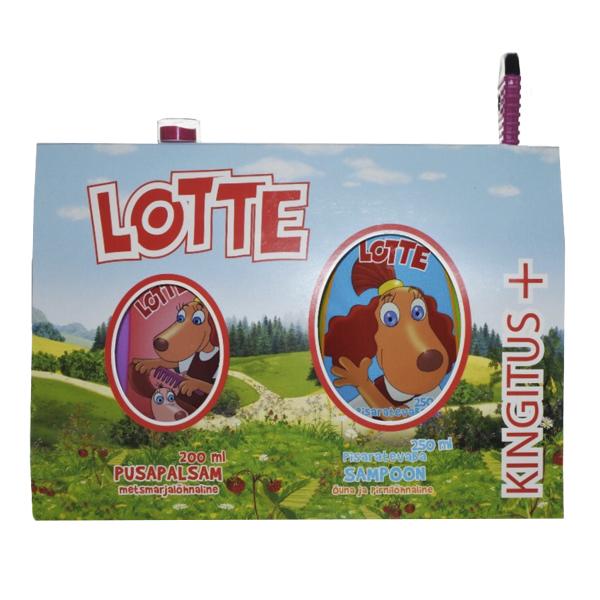 Lotte kingikomplekt