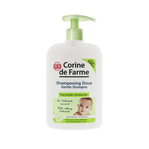 Õrn šampoon Corine de Farme 500ml